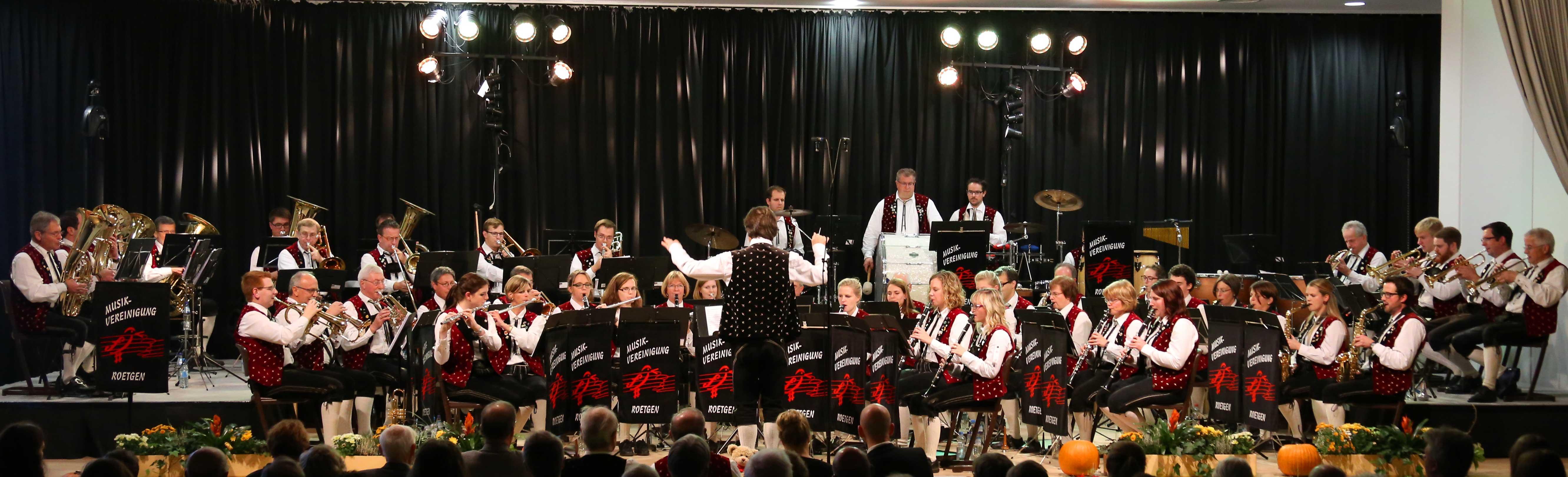 Orchester der Musikvereinigung Roetgen