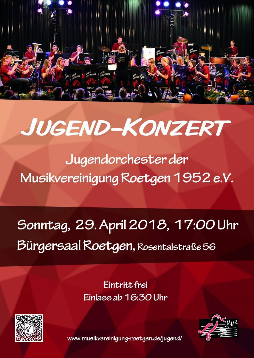 Jugendorchester Konzert