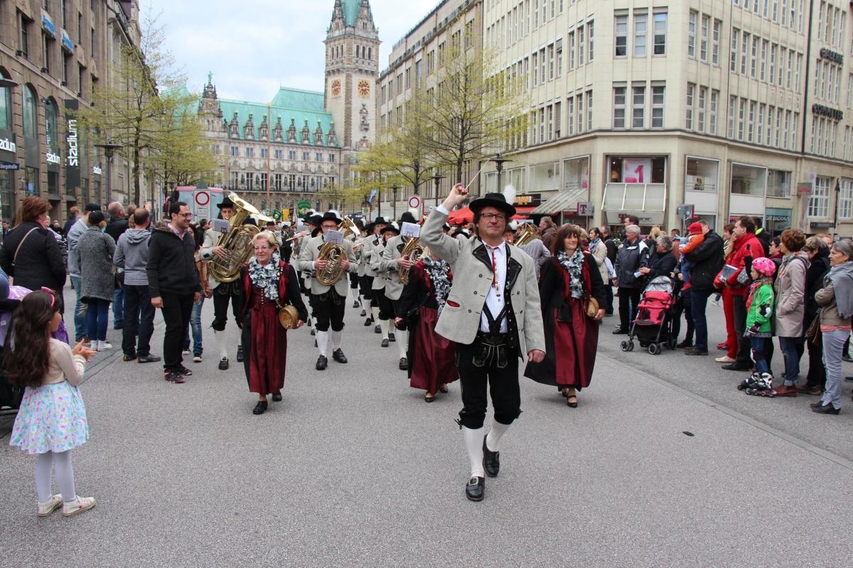 Festzug Hamburg