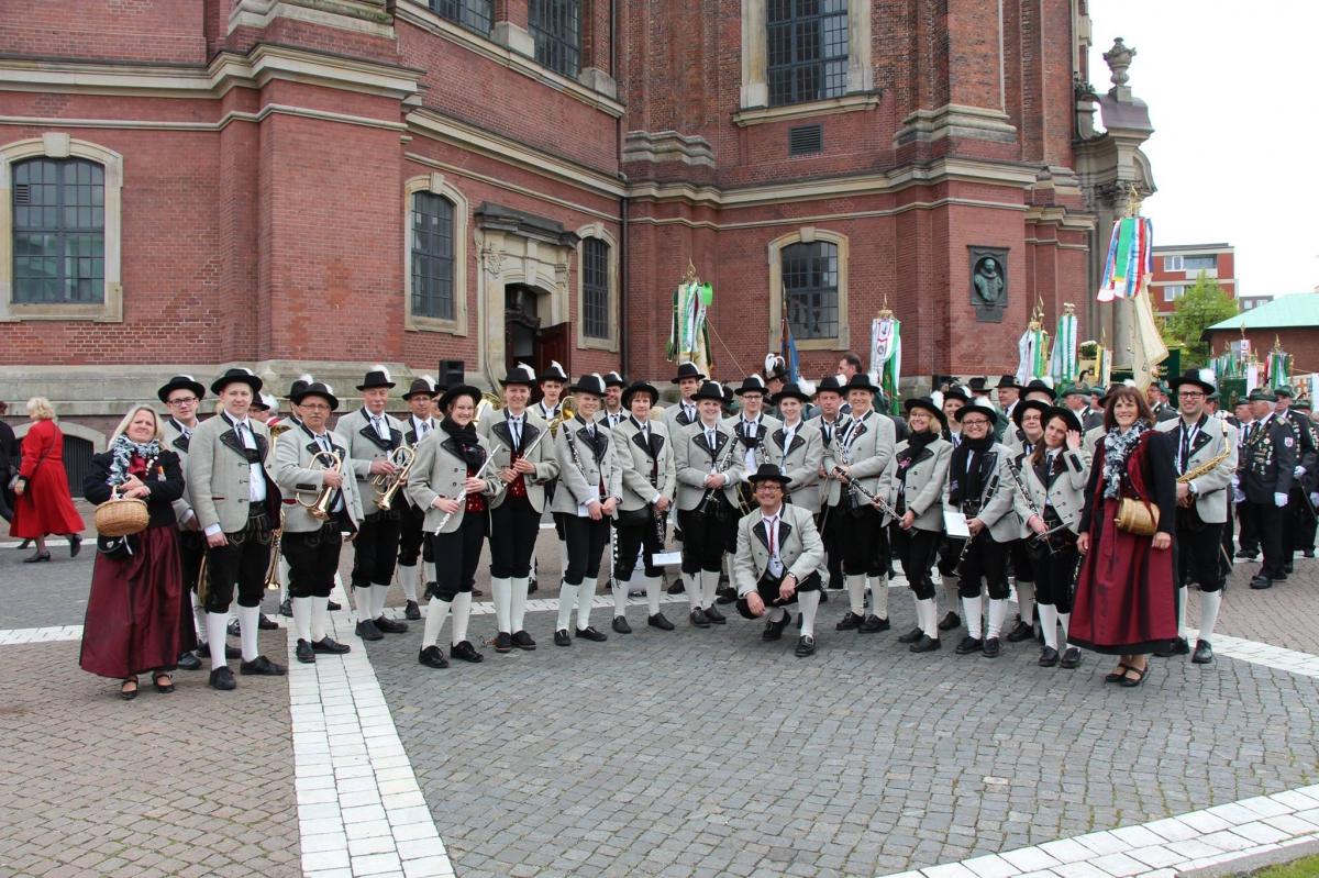 Deutscher Schützentag Hamburg