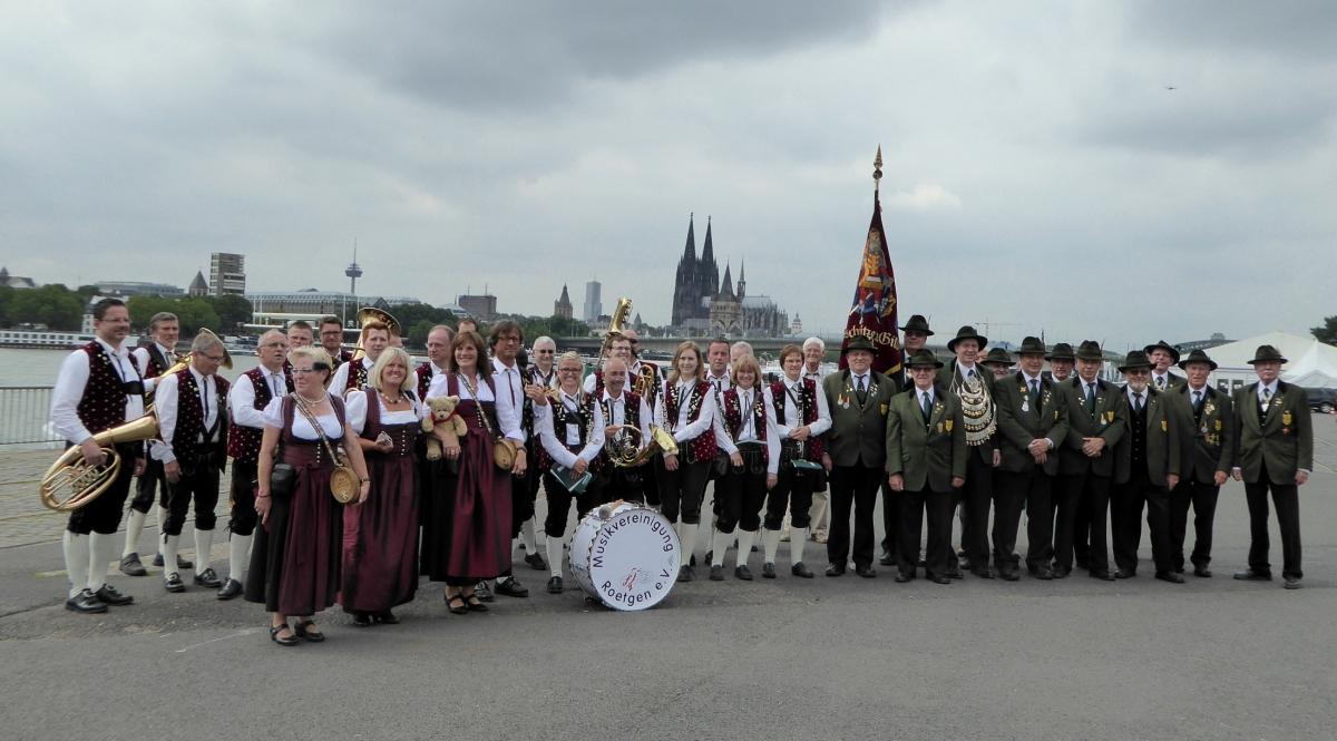 Schützenfest Köln Deutz